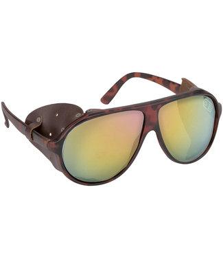 Airblaster Polarized Glacier Glasses Tortoise