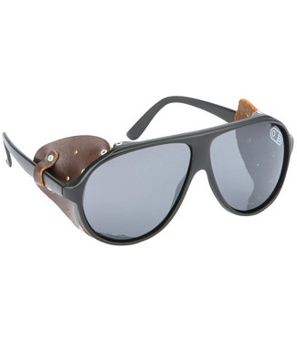 Airblaster Polarized Glacier Glasses Gloss Black