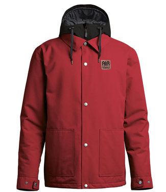 Airblaster Work Jacket Dark Red