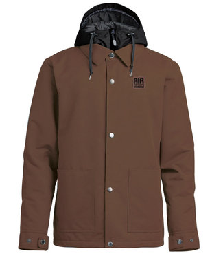 Airblaster Work Jacket Chocolate