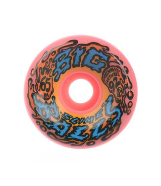 OJ Wheels Big Balls Speedwheels Reissue Pink 65mm 92A