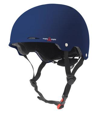 Triple Eight Gotham Skate/Bike Helm Blue Matte