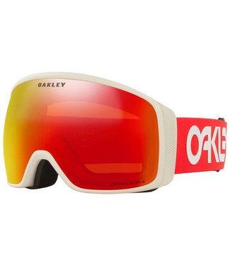 Oakley Flight Tracker XL Factory Pilot Viper Red Grey Prizm Torch Iridium