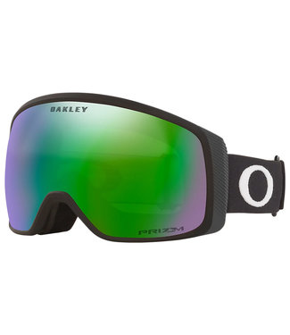 Oakley Flight Tracker M Matte Black / Prizm Snow Jade Iridium
