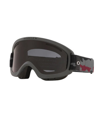 Oakley OF 2.0 PRO XS Grey Grenache Camo Dark Grey & Persimmon Iridium & Standard