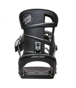 Santa Cruz Sender Binding Black