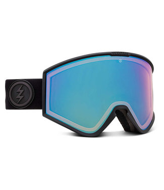 Electric Goggles Kleveland + Goggle Matte Black Photochromic Blue