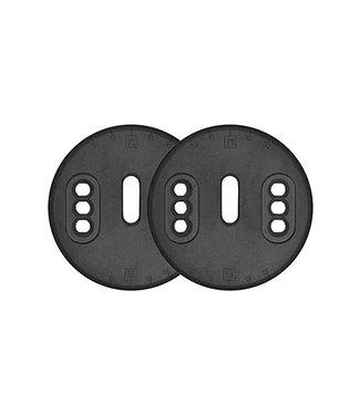 NOW Mounting Disc Set EST Nylon Black