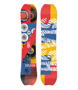 Slash Splash Snowboard