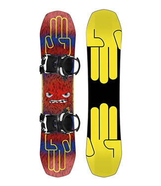 Bataleon Minishred Snowboard Set