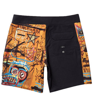 Billabong Hanibal Pro Tangerine Boardshort