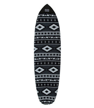 """Creatures Of Leisure 6'3"""" Fish Aztec Sox Grey Charcoal"""