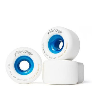Blood Orange Morgan Pro Model 65 mm Wheels 84A White/Blue