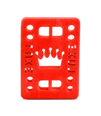"Luxe 1/8"" Red Riser Pads"