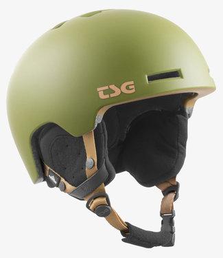 TSG Helmet Vertice Satin Olive S/M