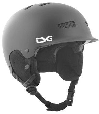 TSG Helmet Trophy Satin Black L/XL