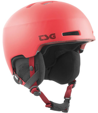 TSG Helmet Tweak Satin Sonic Red L/XL