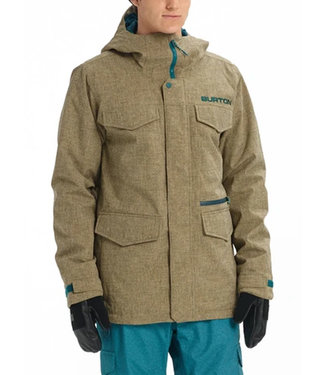 Burton M Covert Jacket Kelp Heather