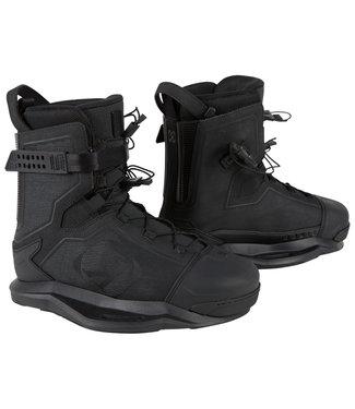 Ronix Kinetik Project EXP Para-Skin Black Boot W/Walk Liner