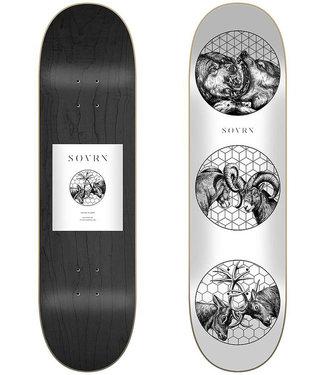 """sovrn Nature Of Wars 8.0"""" Skateboard Deck"""