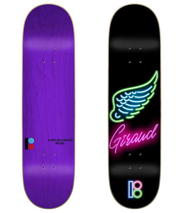 "Plan B Neon Aurelien 8.0"" Skateboard Deck"