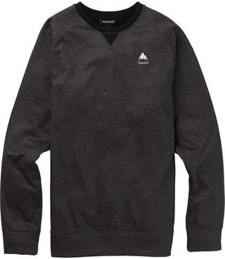 Burton M Crown Bndd Crew Sweater True Black Heather