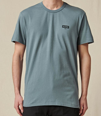 Globe Living Low Velocity Tee Steel Blue