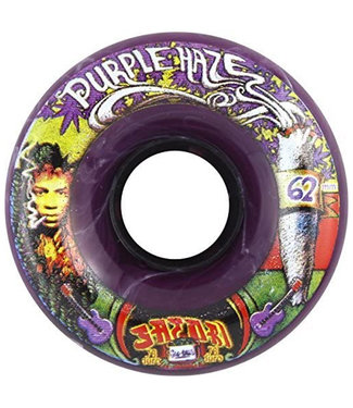 Satori Classic Goo Balls Series Purple Haze Wheels 62mm/78A Purple