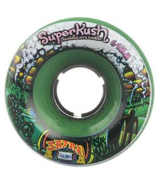 Satori Classic Goo Balls Series Super Kush Wheels 64mm/78A Green