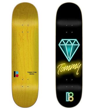 """Plan B Neon Tommy 8.25"""" Skateboard Deck"""