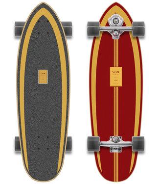 YOW J-Bay 33″ Power Surfing Series Surfskate (S5 Meraki System)