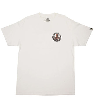 Salty Crew Deep Reach S/S Tee White