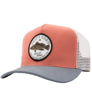 Salty Crew Baybass Retro Trucker Clay/Slate