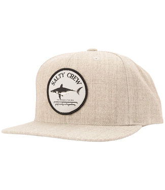 Salty Crew Bruce 6 Panel Oatmeal