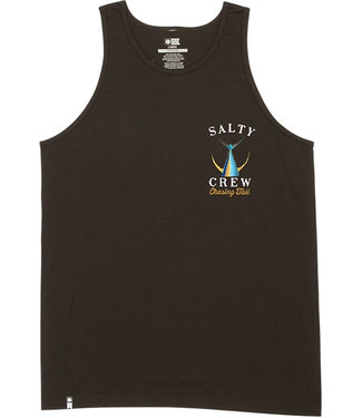 Salty Crew Tailed Tank Top Black