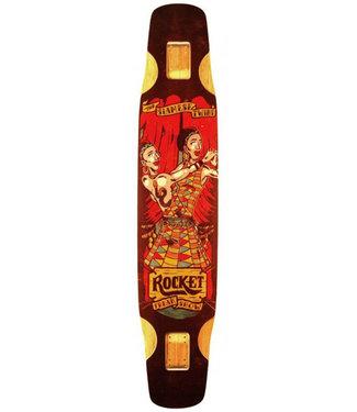 "Rocket Linum 116 Longboard Deck 45,6"" Flex 1"