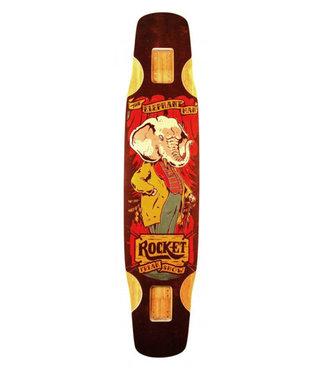 "Rocket Linum 106 Longboard Deck 41.7"" Flex 2"