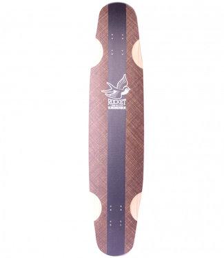 """Rocket Linum 106 Naturalite Longboard Deck 41.7"""""""