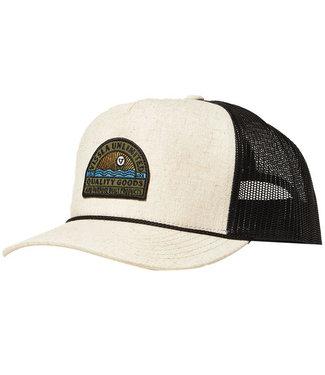 Vissla Quality goods Eco Hemp Trucker Hat Hemp