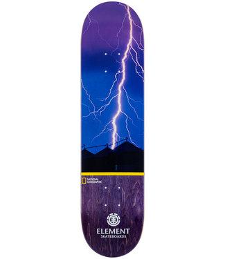 Element Nat Geo Fire 7.7 Skateboard Deck