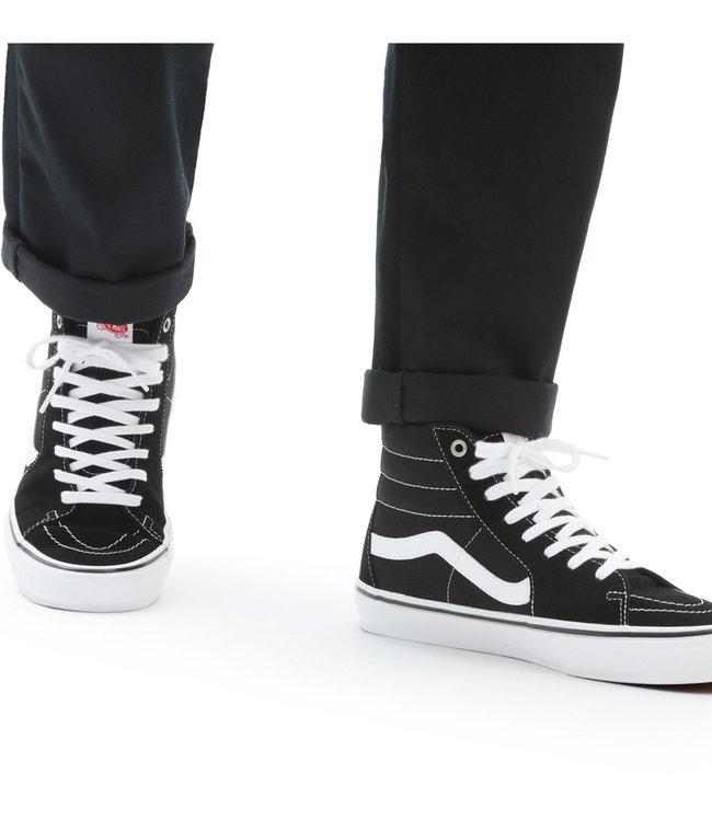 Vans Skate SK8-Hi Shoe Black/White SS21