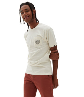 Vans Dakota Rocke SS Seedpearl T-Shirt
