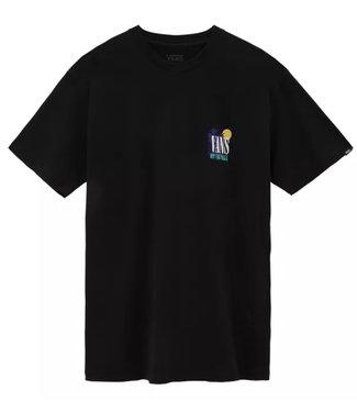 Vans Deserted SS Black T-Shirt