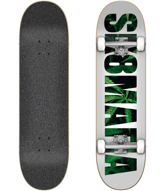 Sk8Mafia OG Logo Leaves 8.25″ Complete Skateboard