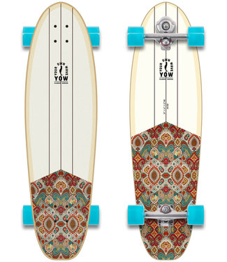 YOW Malibu 36″ Classic Series Surfskate