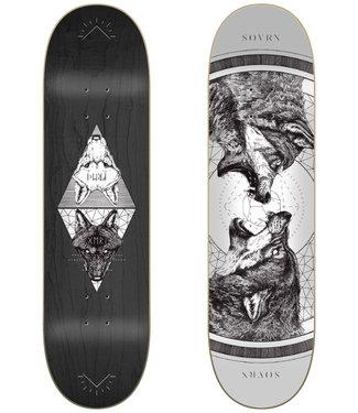 sovrn Geri & Freki 8.0″ Skateboard Deck