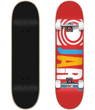 "Jart Classic Mini 7.25"" Skateboard Complete"