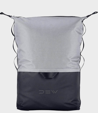 DEW Verge 20 Concrete Gray Backpack