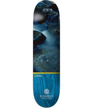 """Element Nat Geo Water 8.25"""" Skateboard Deck"""