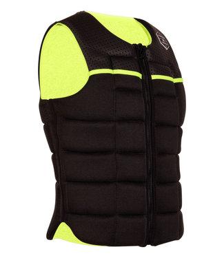 Liquid Force Flex Competition CE Reversible Black Impact Vest